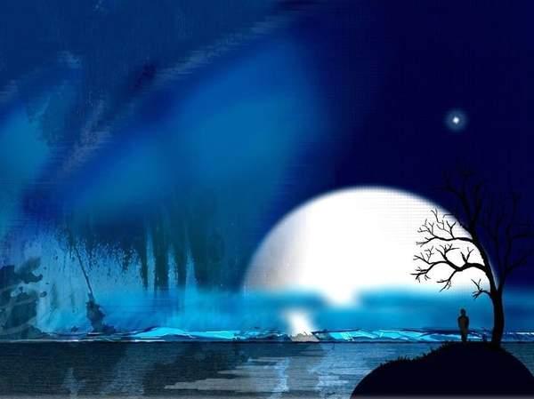 【出逃日】《出逃夜的黑》路灯,依旧是在那里独自的孤寂着!