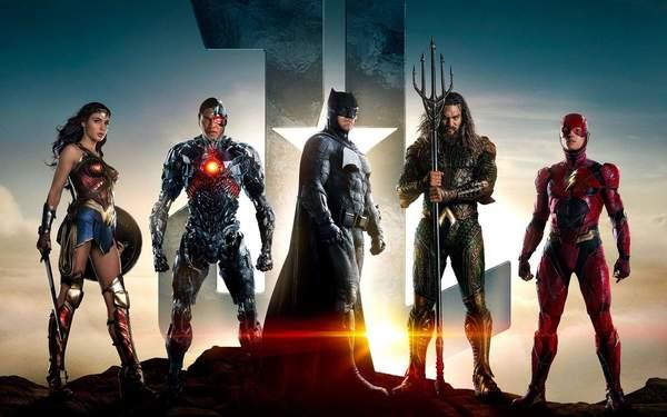 年末超级英雄大作《正义联盟》经典台词