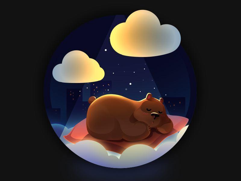 晚安句子说说心情一句话:我喜欢你,我想每天跟你说晚安