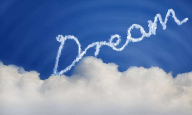 关于梦想的经典澳门威尼斯人在线娱乐平台语录:赢了开头,不一定赢了结尾