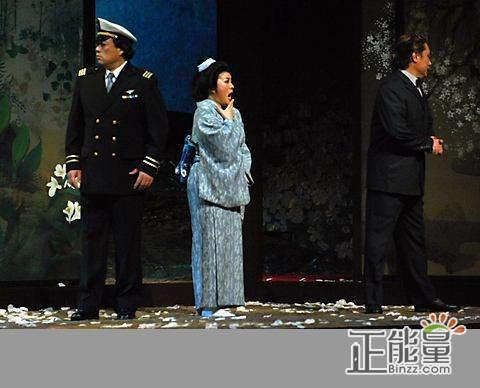 歌剧蝴蝶夫人观后感欣赏