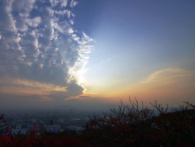 情感语录早安心语句子:想对全世界说早安