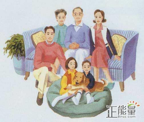 孝敬长辈的亲情语录:家人才是你最靠得住的港湾