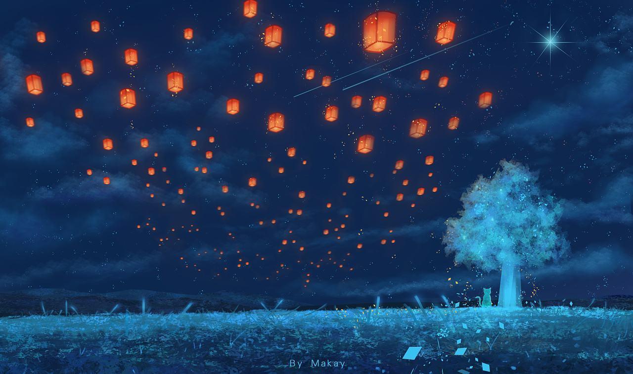 情感文章美文欣赏:愿你是天上繁星,愿你是清风沟渠