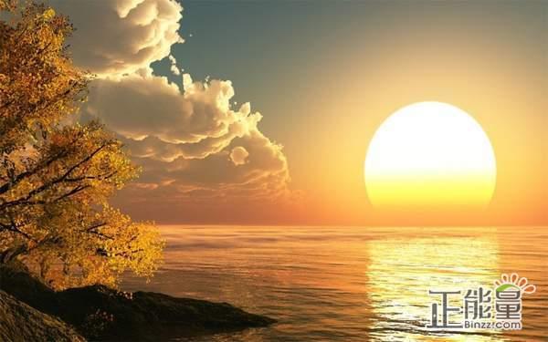 坚定信念的正能量励志语录:人这一生,不单纯只是活着