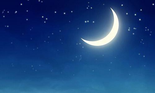 关于夜晚的月亮散文