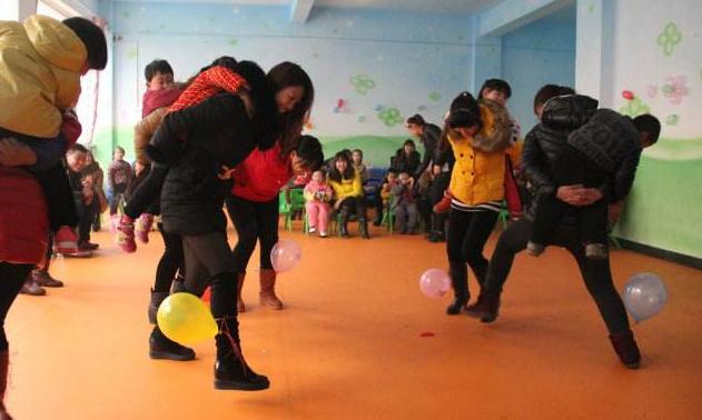 周末幼儿园亲子活动心得感悟