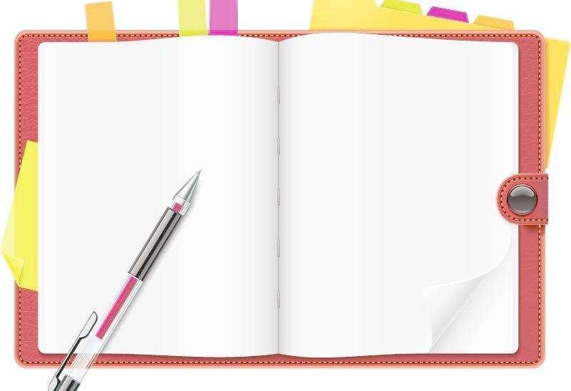 心情日志情感文章:笔记本的故事