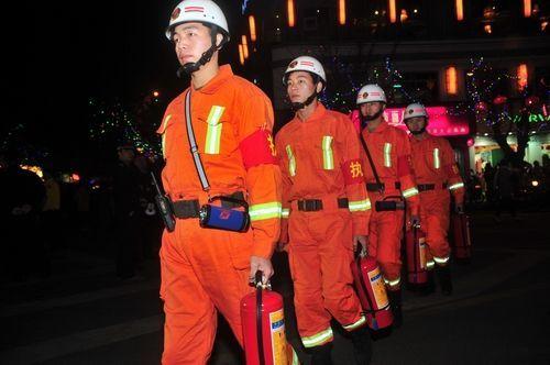 消防官兵学习总书记致训词心得体会2篇
