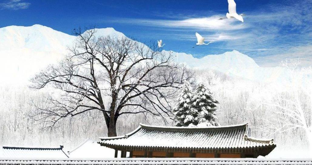 关于故乡的散文:故乡的冬天