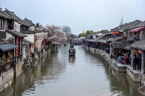 西塘古镇游记散文:浪漫诗意的千年古镇