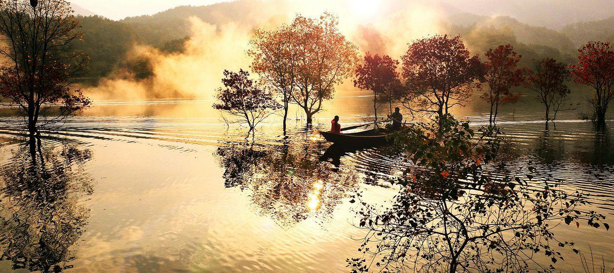 关于秋日情怀的抒情散文