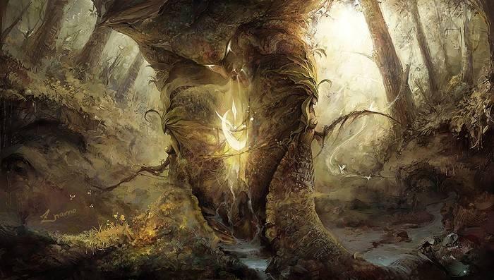 特色散文欣赏:生命之树