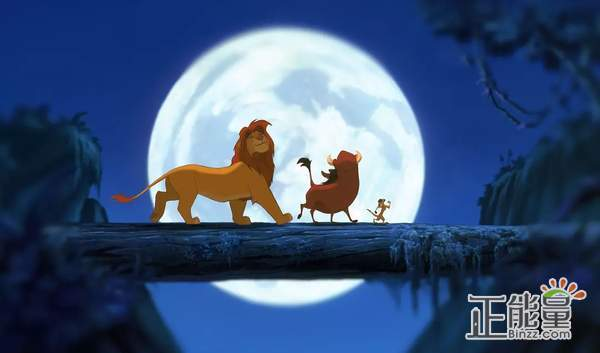 狮子王观后感范文欣赏