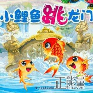 小鲤鱼跳龙门观后感欣赏