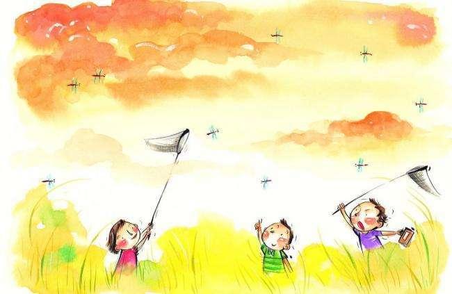 关于童年的回忆散文:夏天