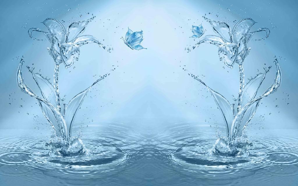 关于水的优美散文800字