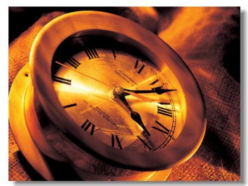 有关时间的散文:我们的青春