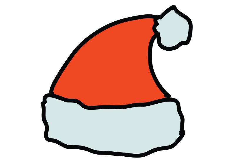 一堂有趣的课作文400字:圣诞帽的故事