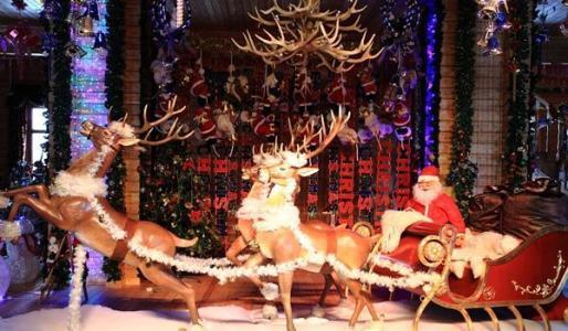 关于圣诞节的随笔散文欣赏:美丽的圣诞树