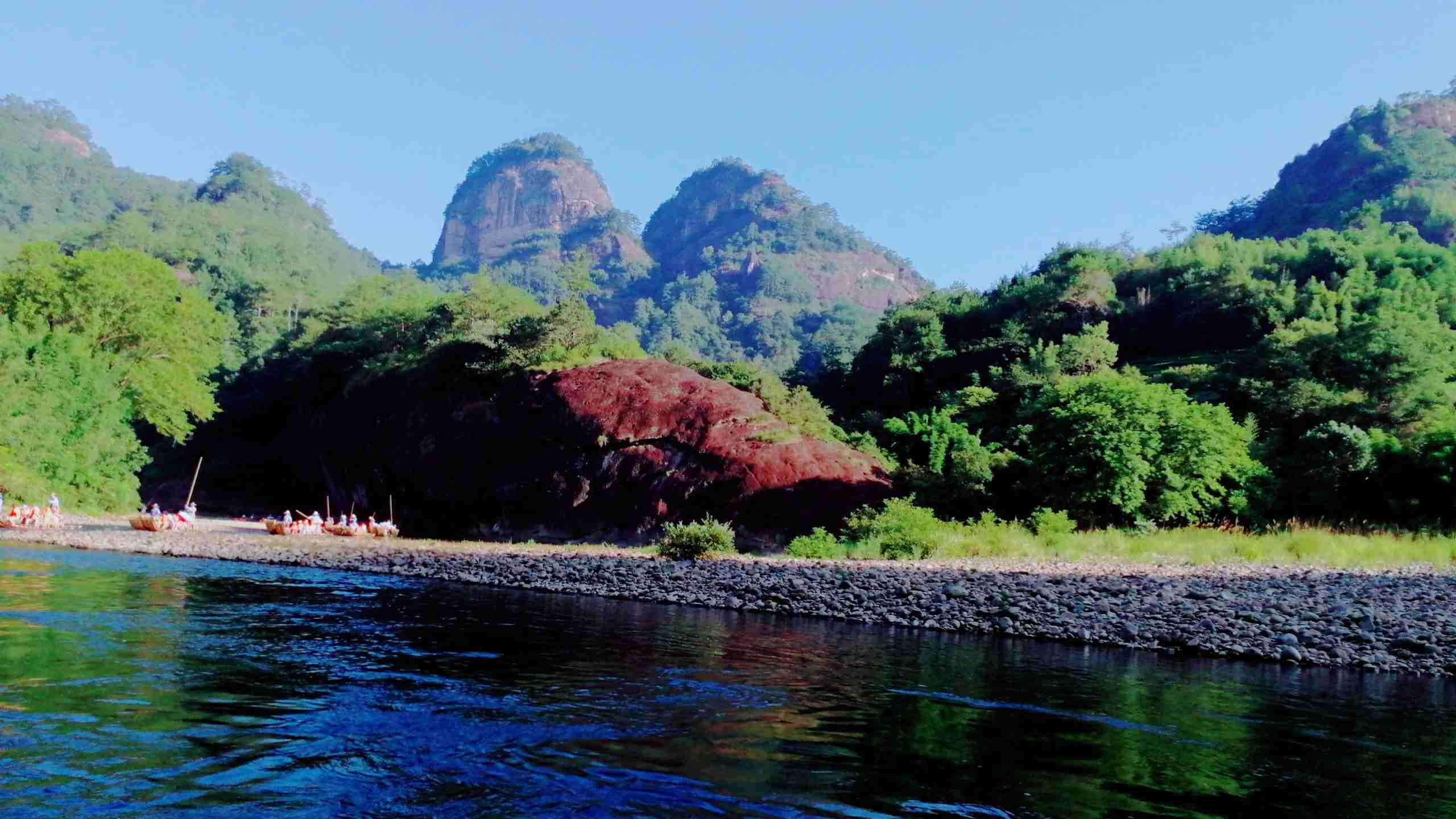 最新关于武夷山旅游作文