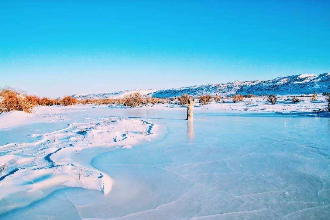 关于冬雪的优美散文欣赏:雪,是美的使者