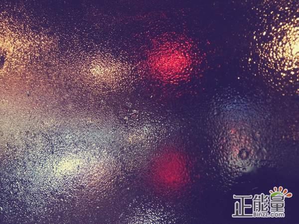 关于雨夜的人生感悟散文