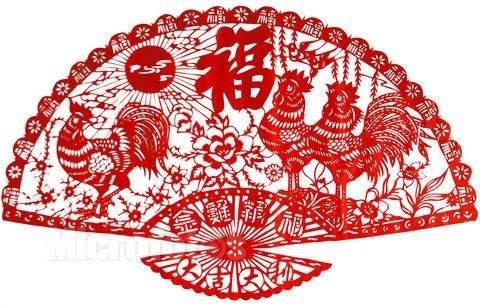 中国剪纸—剪出锦绣前程