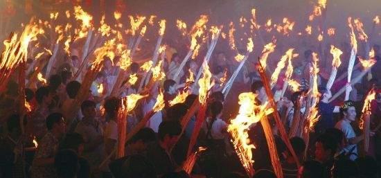 温馨的火把节祝福语集锦