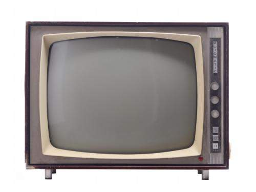 00后这一代人作文|一代人的记忆:曾经那黑白电视