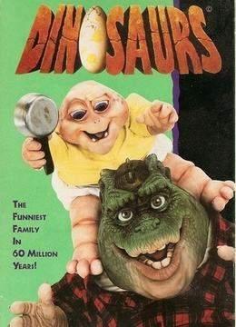 恐龙家族观后感影评