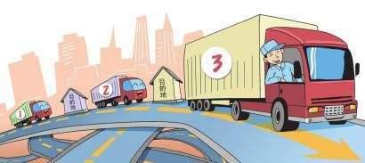 运用平行作业原理提高运输效率的运输组织方式是()A.定挂运输