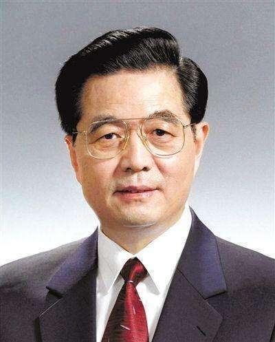 胡锦涛总书记在同新一届团中央领导班子成员和团十五大部分代表座谈时