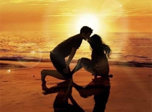 抖音上关于爱情的唯美句子大全