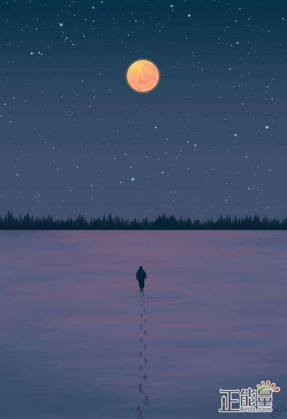 愿我们在彼此看不见的时光里,都能成为更好的自己