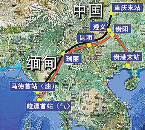 """""""一带一路""""是由()、油气管道、输电线路、通信网络组成的综合性立体"""