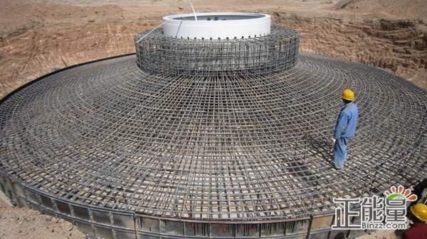 施工技术对风电基础工程的应用