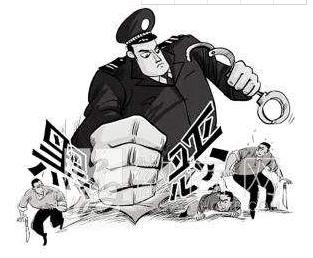 《关于开展扫黑除恶专项斗争的通知》指出,扫黑除恶与反腐败斗争和基层__