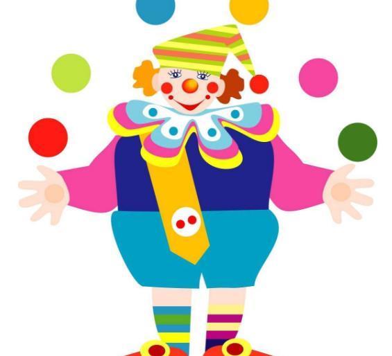 关于小丑的作文300字范文欣赏