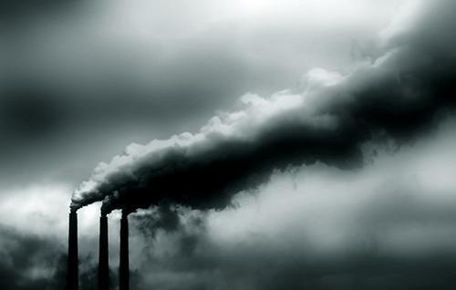 """开展大气污染防治""""一法一条例""""工作报告"""