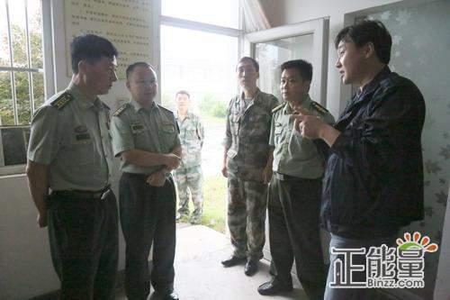 基层武装部长先进个人事迹材料精选(十篇)
