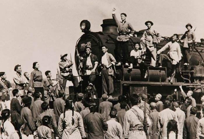 国家记忆之铁道飞虎观后感