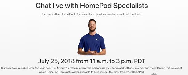 苹果HomePod在线问答活动什么时候开始?怎么参加?