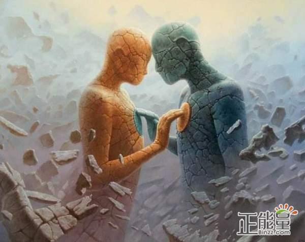 人是会相互比较的,记得要让自己变得更好