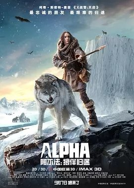 电影阿尔法:狼伴归途什么时候播出?主要讲的什么?完整剧情介绍