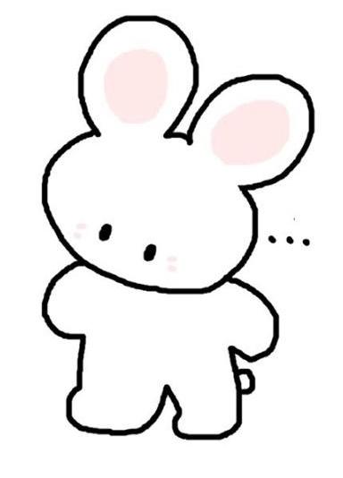向往独立的小兔子作文500字