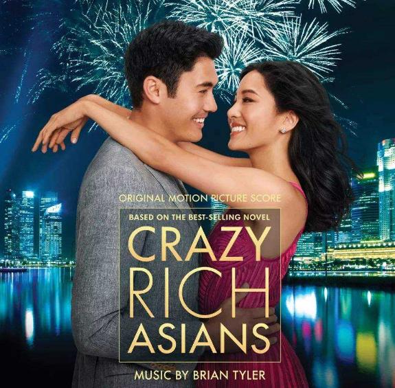 电影《 疯狂亚洲富豪》观后感范文