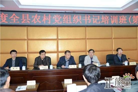 2018年农村党总支书记培训学习心得体会