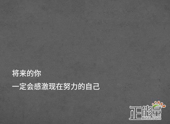 心灵鸡汤澳门金沙在线娱乐官网语录:努力从不会被辜负