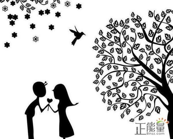 感悟经典爱情心情说说语录:爱情没有对错